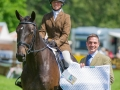 Fullham at Bramham BYEH 2014: Photo Trevor Holt