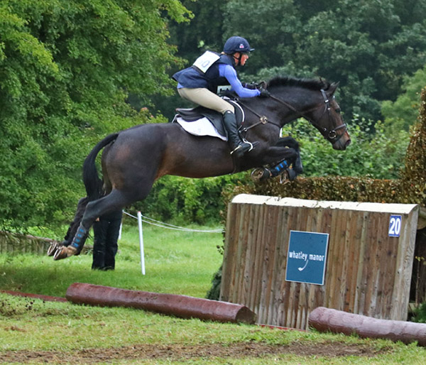 Ros Canter & Pencos Crown Jewel at Gatcombe (2) 2017 © Fiona Scott-Maxwell