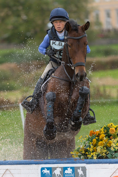 Ros Canter & Mermus R Diamonds at Osberton 2017 © Trevor Holt