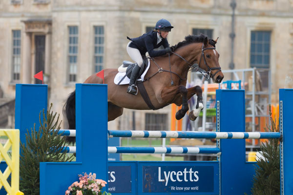 Ros Canter & No Excuse at Belton 2017 © Trevor Holt