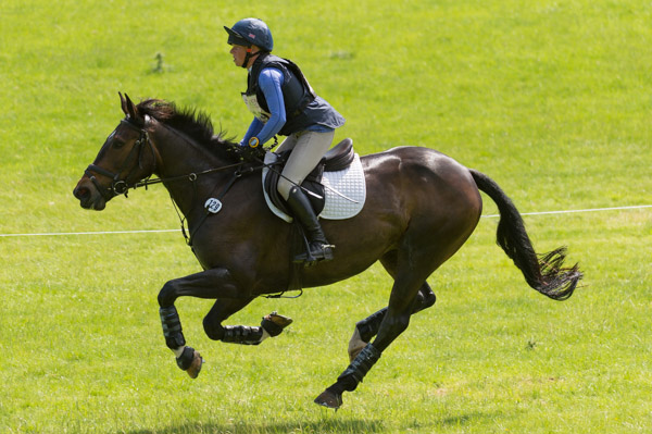 Ros Canter & Pencos Crown Jewel at Houghton 2017 © Trevor Holt