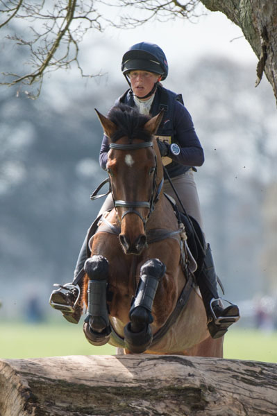 Ros Canter & Zenshera at Belton 2017 © Trevor Holt