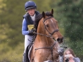 Ros Canter & No Excuse, Chatsworth 2018 © Trevor Holt