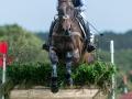 Ros Canter & Allstar B, Burgham 2020  © Trevor Holt
