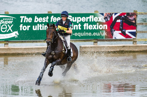 Calista at Hartpury 2013: Photo Trevor Holt