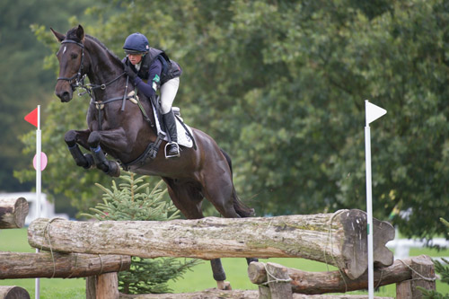 Remi Nero at Allerton 2013: Photo Trevor Holt