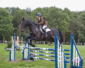 Rosalind Canter and Remi Nero