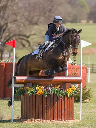 Rosalind Canter riding Calista