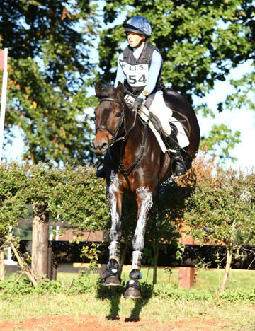 Ros Canter and Spring Ambition, 7YOs, Osberton HT 2016