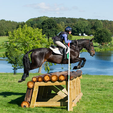 Rosalind Canter Riding Spring Ambition
