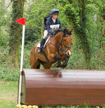 ROSALIND CANTER (GBR) RIDING MONARCHS LITTLE IMP
