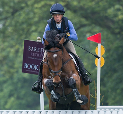 ROSALIND CANTER (GBR) AND REHY ROYAL DIAMOND
